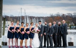 Waterfront Wedding MD